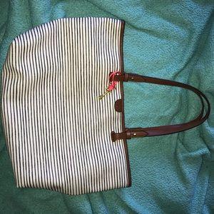 Fossil Tote Bag/Purse